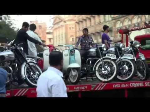 Vintage Car & Motorcycle Rally  Mumbai  1