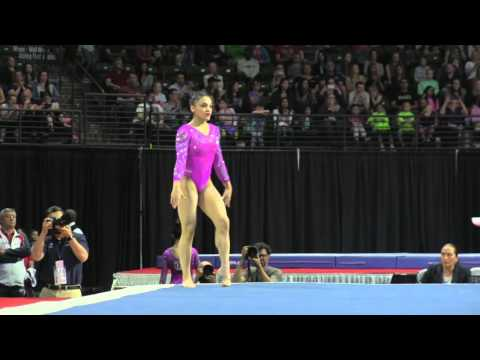 Laurie Hernandez (USA) - 2016 Pacific Rim Championships Team/AA Final