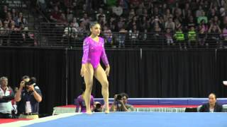 Laurie Hernandez (USA) - Floor - 2016 Pacific Rim Championships Team/AA Final