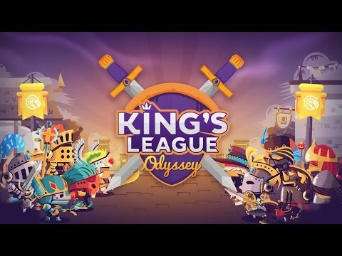 King's League: Odyssey - Universal - HD Gameplay Trailer