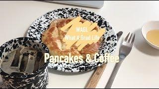 Pancakes&coffee_ 노브랜드 팬케이크…