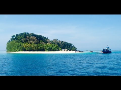 Jolly Buoy Island in Andaman | Jolly Buoy day trip from Port Blair