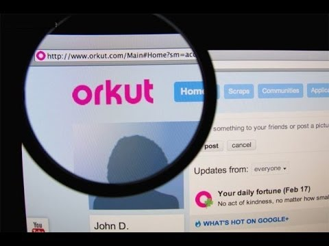 How To Download Orkut Profile Data (Photos And Scraps)?