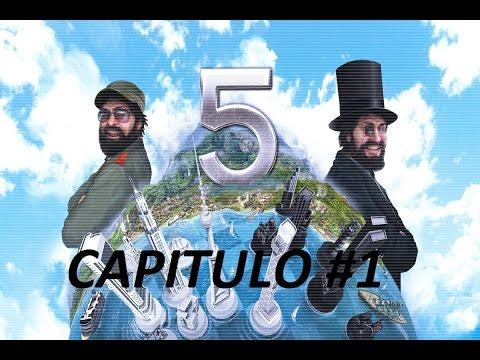 Tropico 5 Capitulo 1 El Comienzo