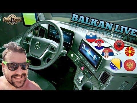 🚗⏱Utrka sa vremenom - Od Splita do Zadra - Stopamo Vrijeme - ETS2 Race Time⏱🚗 from YouTube · Duration:  12 minutes 33 seconds