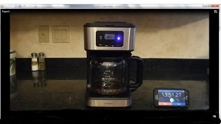 HOW TO  UNCLOG A COFFEE MAKER