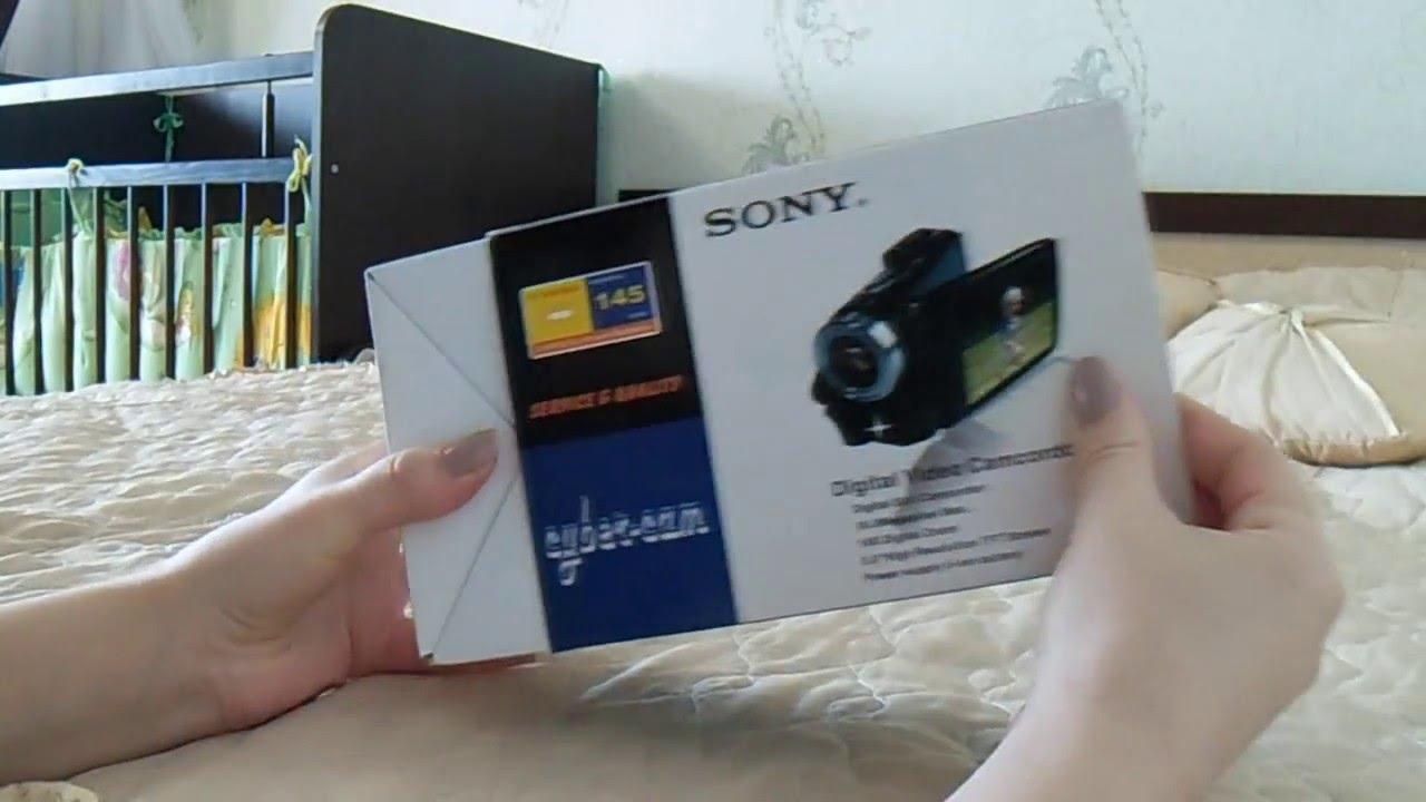 Sony CyberShot DSC-WX80 Black - YouTube