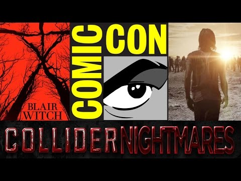 The Woods Revealed To Be Blair Witch, Walking Dead & More Comic-Con News - Collider Nightmares