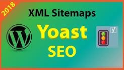 Yoast SEO Tutorial 2018 XML Sitemaps