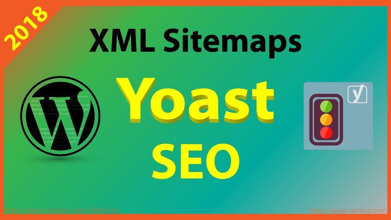 yoast seo tutorial 2018 xml sitemaps youtube