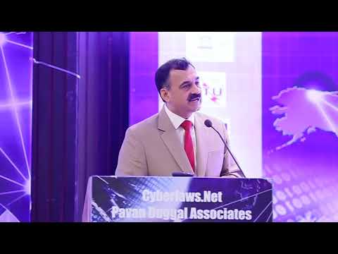 Cyber Law   International Commission on Cyber Security Law by Pavan Duggal