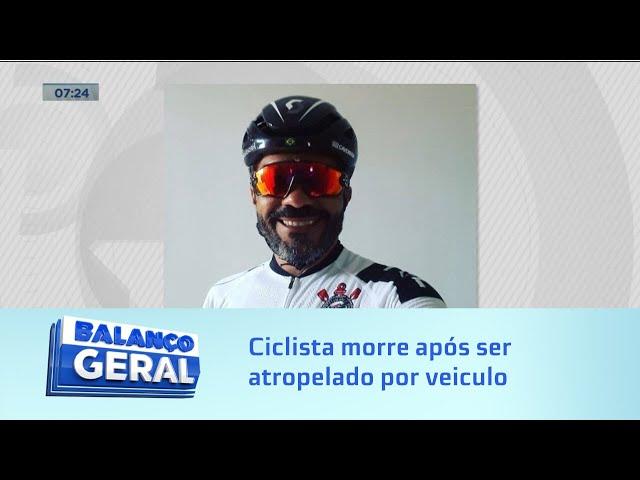 Na AL-101-Sul: Ciclista morre após ser atropelado por veiculo
