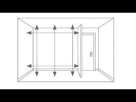 Measuring up for standard size doors
