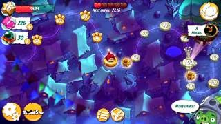 ANGRY BIRDS 2 Hack !!! More black pearls, and infinite hearts !!!