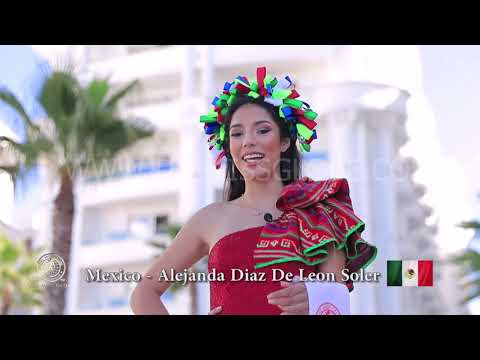 The Miss Globe 2019 - Mexico