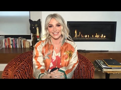 Kesha on Channelling Aliens, Anti-Maskers and New Music (Exclusive)