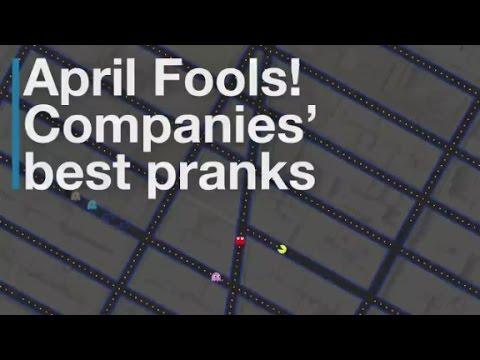 April Fools! The best company pranks of 2015