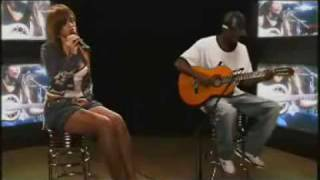 Rihanna - Redemption Song (Yahoo! Music Cover Art 2006)