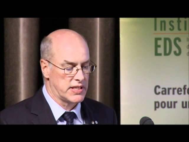Louis Fortier - Changements climatiques et biodiversité en Arctique (3/4)
