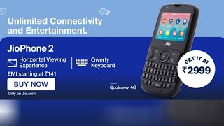 How To Get JioPhone 2 At Rs. 141