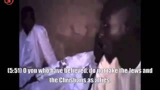 شاهدوا ردۃ فعل مسلمون في نيجيريا يلتقون بمسلم أبيض