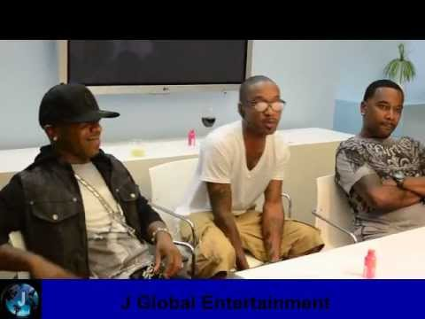 "Dru Hill Interview and Acapella of ""Tell Me"" Live"