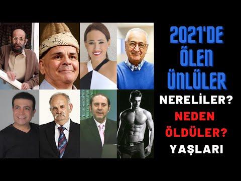 2020 Yılında Vefat Eden Ünlüler Fenomenler ve Siyasiler