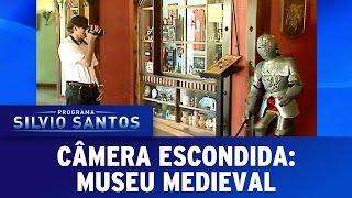 Museu medieval | Câmera Escondida (19/03/17)