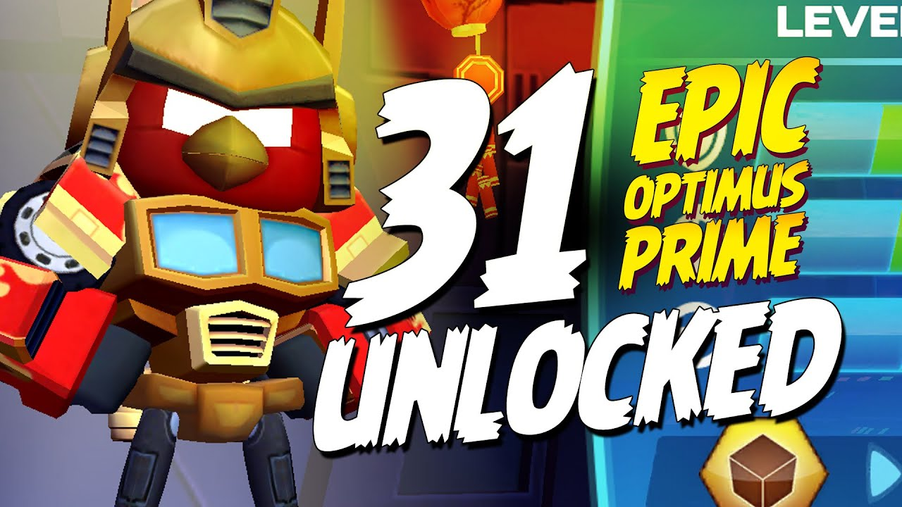 Angry Birds Transformers -Gameplay Walkthrough Part 31 ...
