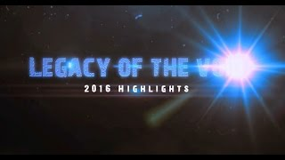 Starcraft II Highlights of 2016