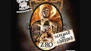 Z-ro-Lonely Screwed And Chopped