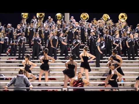 Howard High School Marching Huskies 2015