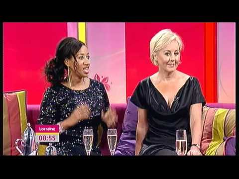 Pepsi & Shirlie: Lorraine appearance
