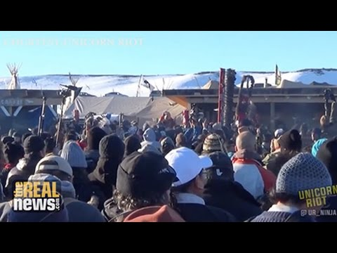 After Historic Protests, Obama Blocks Current Route of the Dakota Access Pipeline