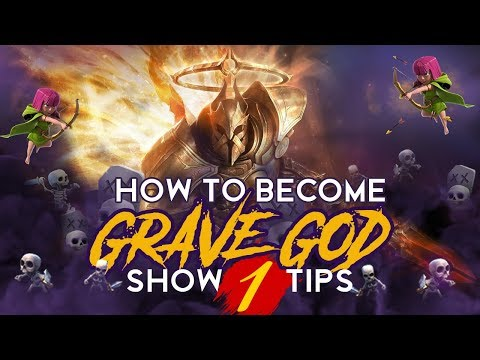 HOW TO BECOME GRAVE YARD GOD | SHOW TIP - PART 1