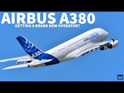 The Newest Airbus A380 Operator?