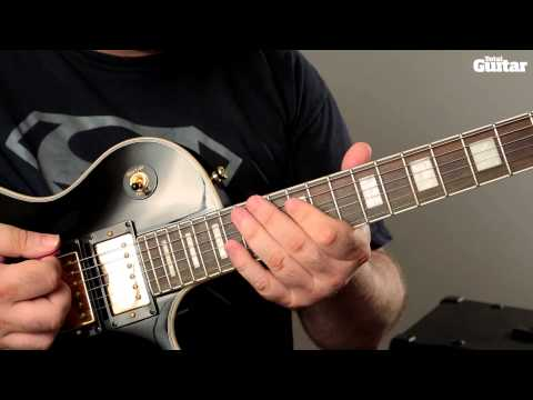 Weekend Riff: How to play Black Sabbath - Paranoid