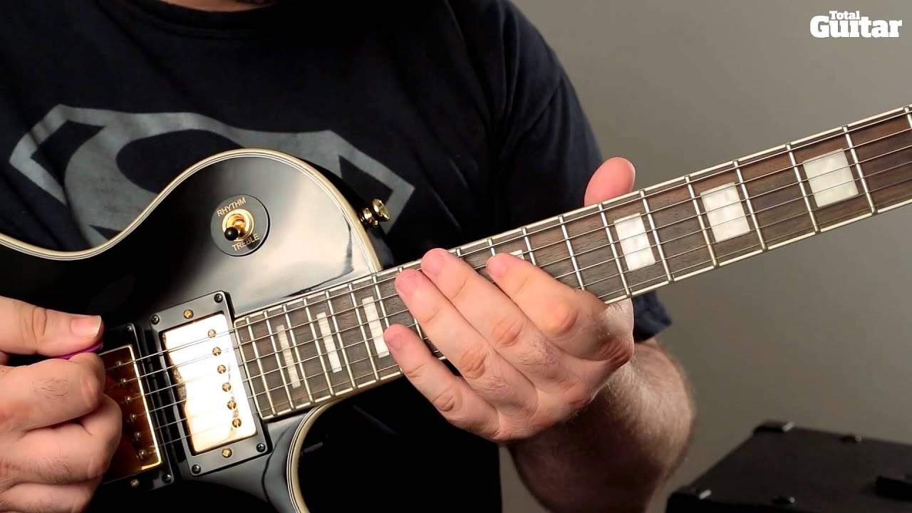 The Greatest Guitar Riffs Of All Time – Revealed! | Louder