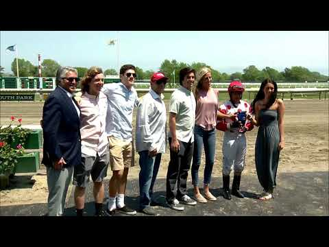 video thumbnail for MONMOUTH PARK 5-19-19 RACE 2