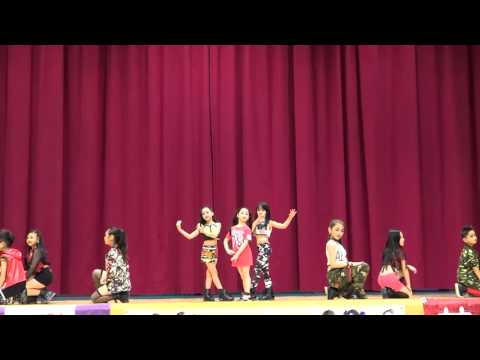 TWICE OOH-AHH dance cover by J.MUSE kid dance.