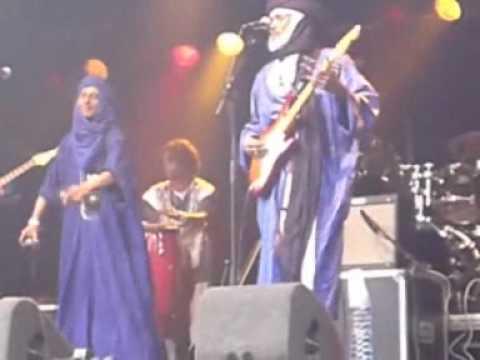 Kel Assouf @ Dunya festival 30 mei 2010