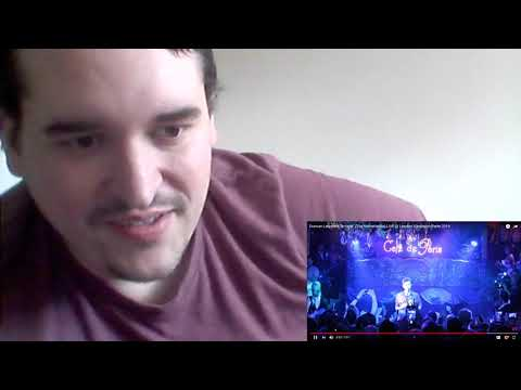 """Sloth Reacts London Eurovision Party 2019 Netherlands Duncan Laurence """"Arcade"""" Live REACTION"""