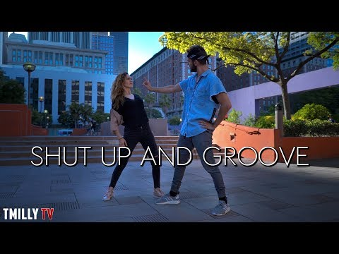 Masego X Medasin - Shut Up & Groove - Choreography by Alyson Stoner and Jake Kodish | #TMillyTV