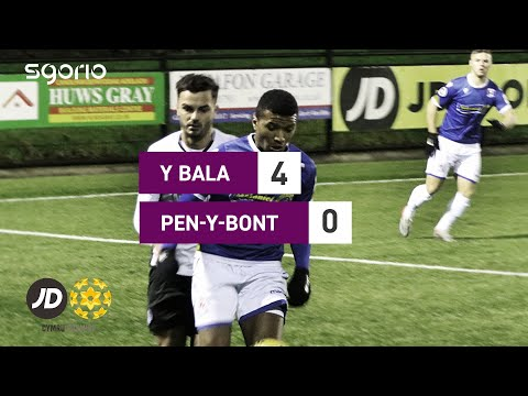 Bala Town Penybont Goals And Highlights