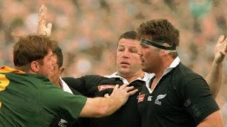 Rugby Test Match 1996 SA v NZ