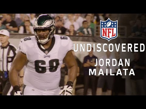 Jordan Mailata Makes the Eagles Roster & Tours Philadelphia | NFL Network