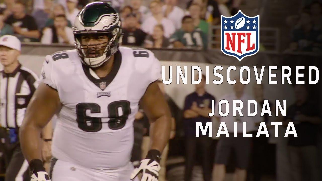 05472721055c27 Jordan Mailata Makes the Eagles Roster   Tours Philadelphia