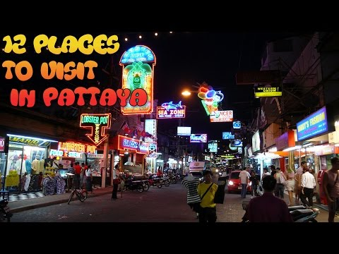 12 Places To Visit In Pattaya Thailand