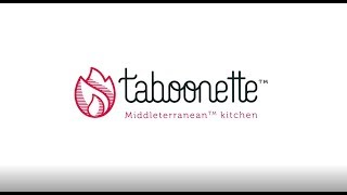 Taboonette Union Square NYC