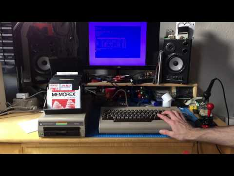 How to Copy C64 Disks between SD2IEC and Real Drives